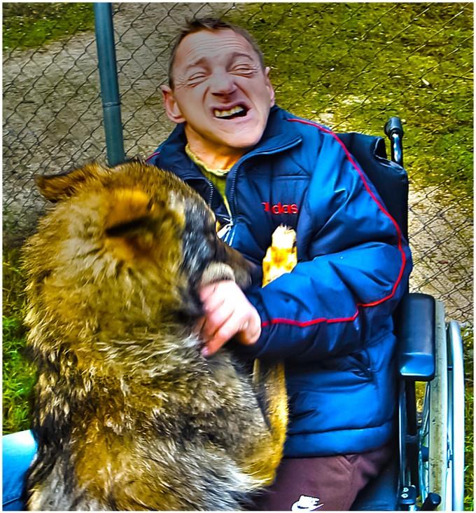 Experiencias con lobos